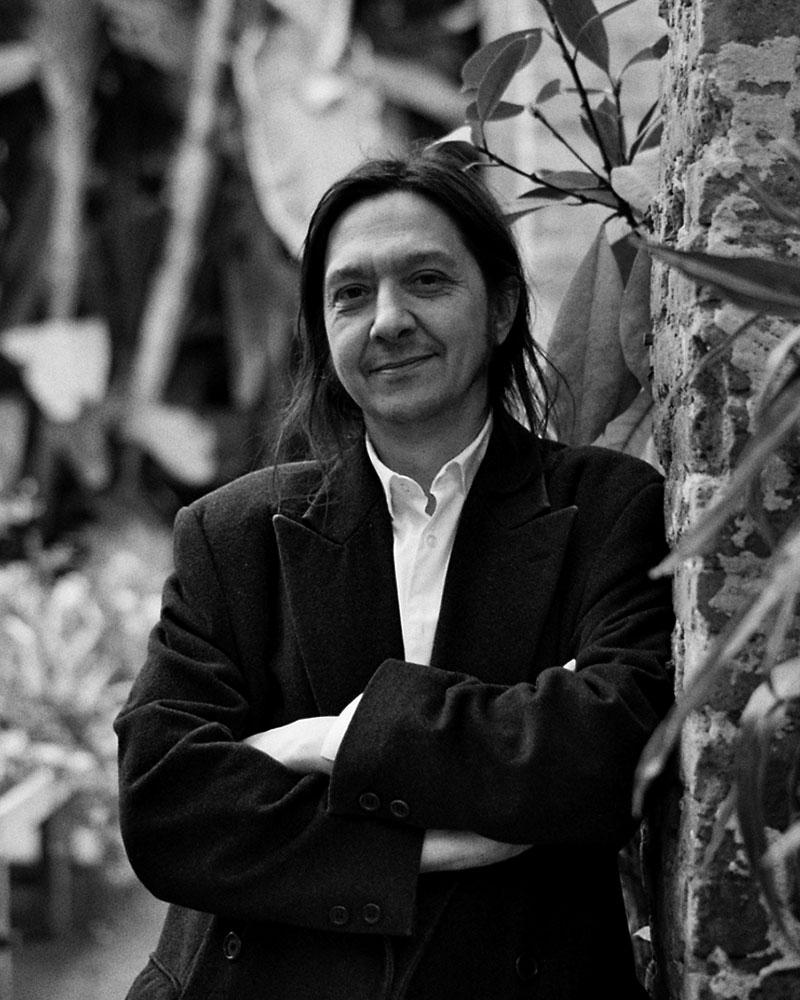 Santiago Lorenzo (Foto de Cecilia Díaz Betz)