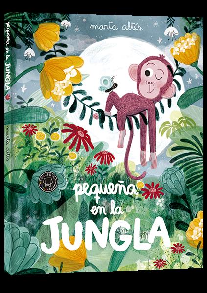 Pequeña en la jungla_3D_alta
