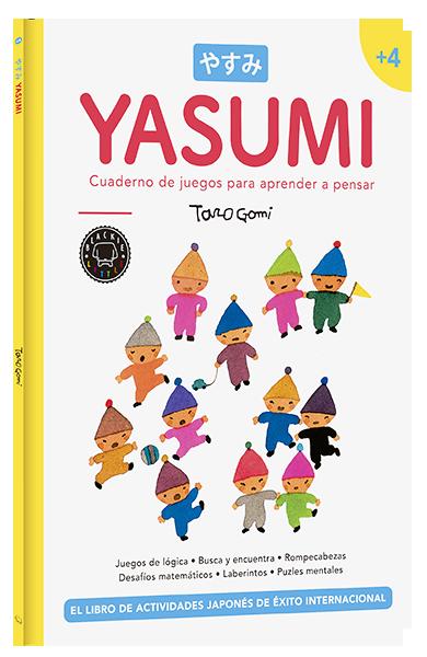 Resultado de imagen de Yasumi. Taro Gomi