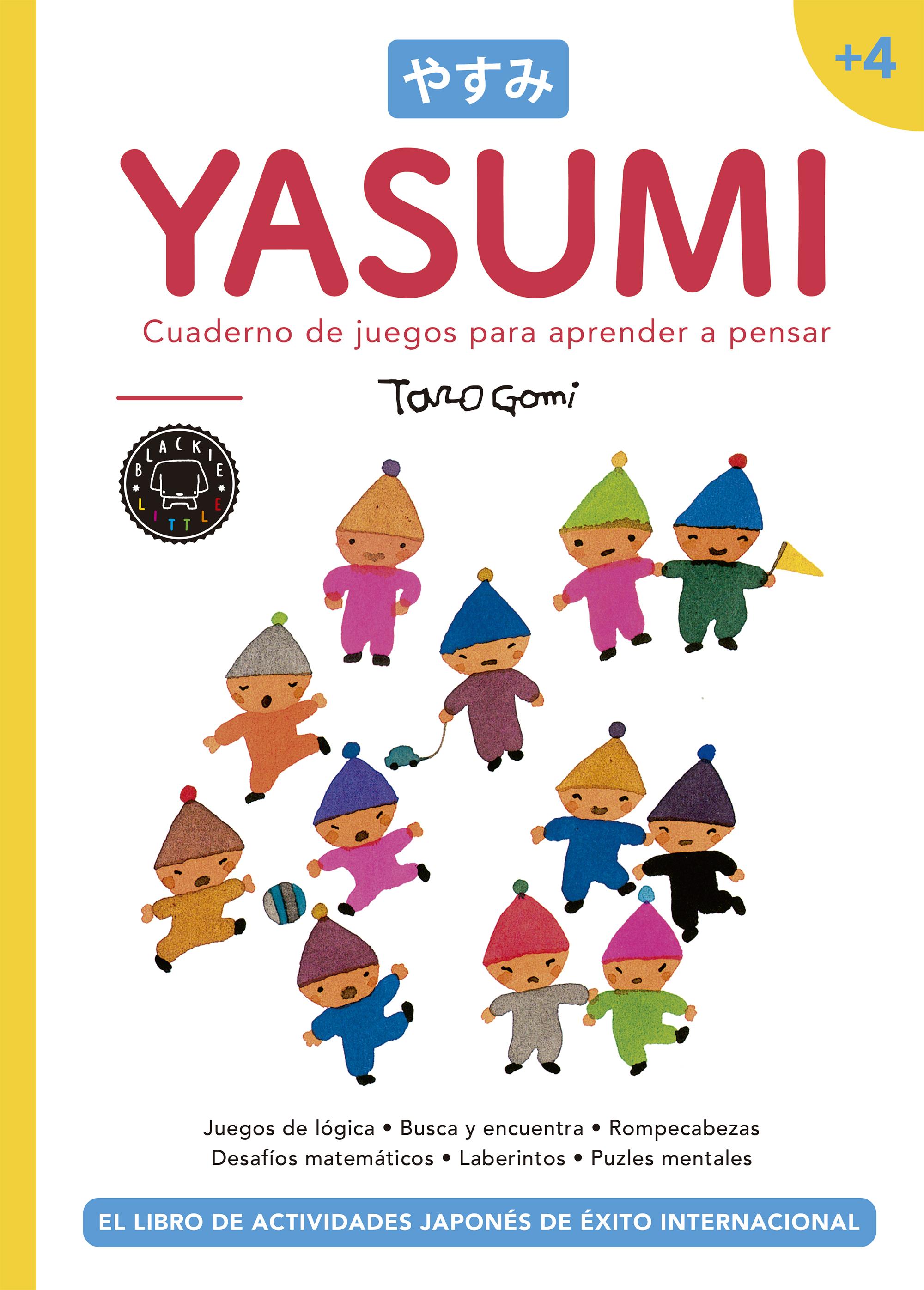 Yasumi  4  Castellano   U2013 Blackie Books