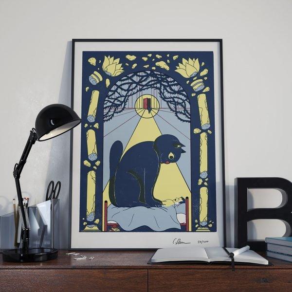 Poster somins-gat