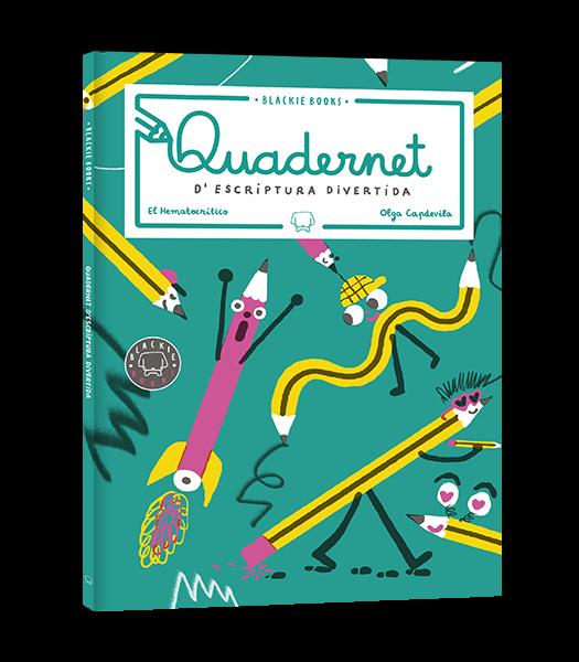 Quadernet escriptura divertida_3D_alta