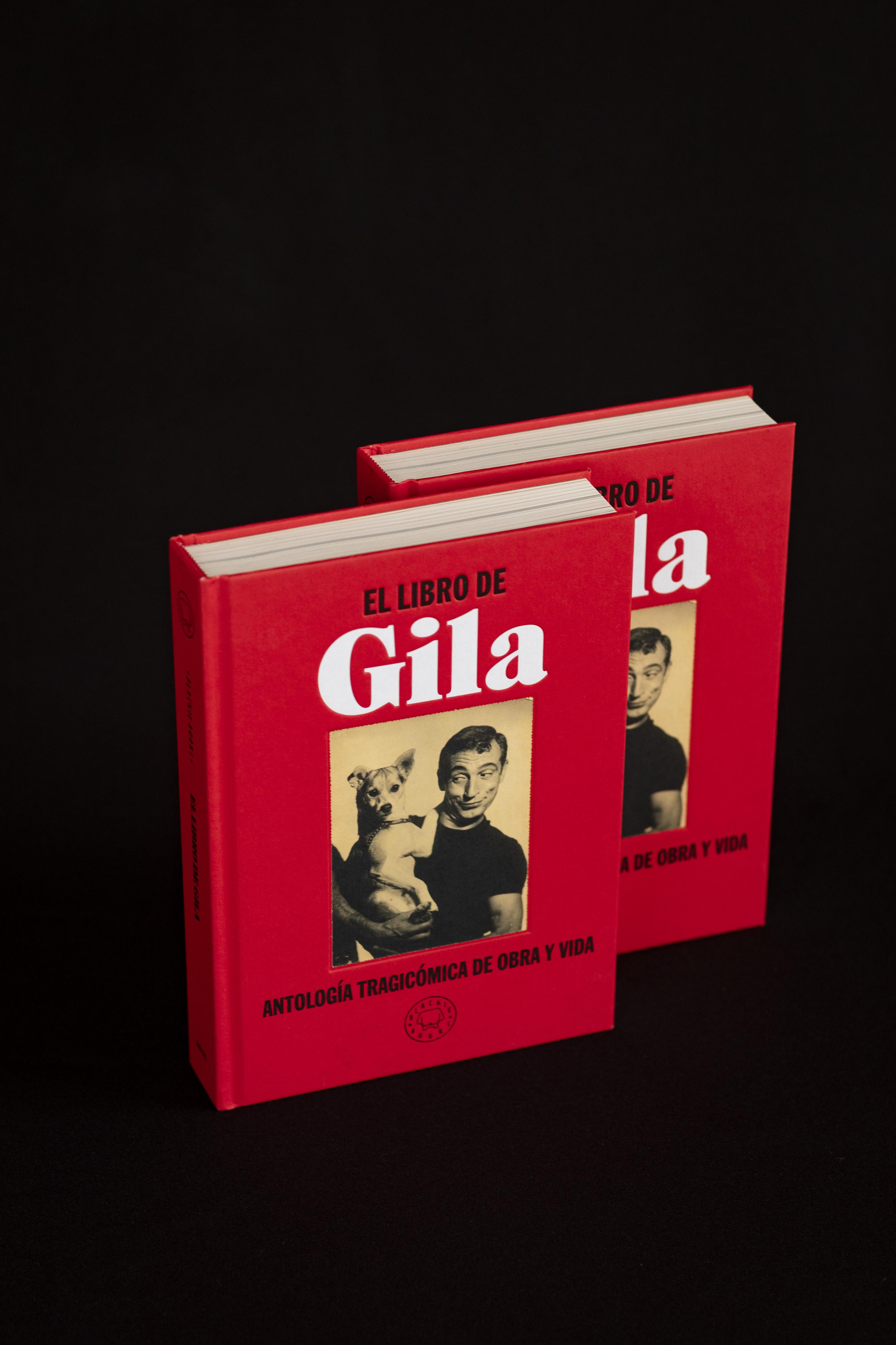 Miguel Gila. El Libro de Gila. Antología tragicómica de obra y vida