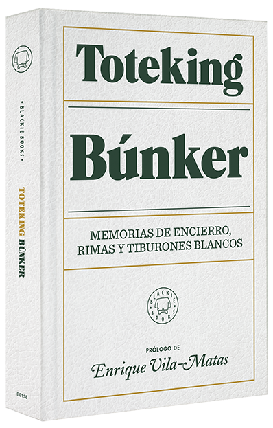 Búnker – Blackie Books